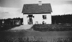 Vårt hus 1957